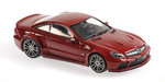 Maxichamps MERCEDES-BENZ SL65 AMG BLACK SERIES (R230) – 2009 – DARK RED M1:43